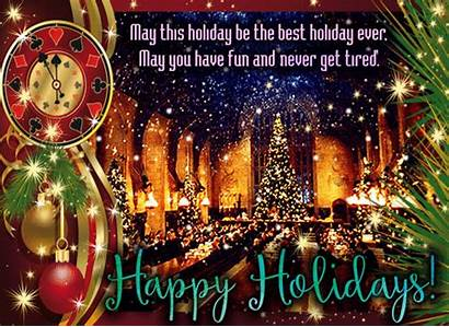 Holiday Ever Holidays Happy Cards Greeting Greetings