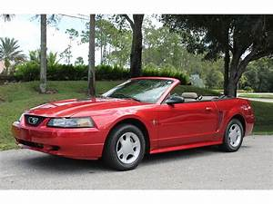 2001 Ford Mustang Red Convertible - Ford Mustang 2019