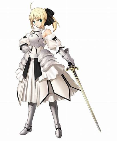 Fate Saber Stay Night Wiki Saberlily Typemoon