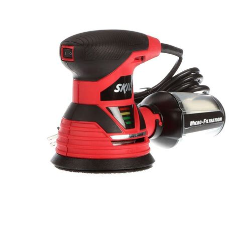 Skil Flooring Saw Canada by Skil 2 8 Corded Electric 5 In Random Orbital Sander