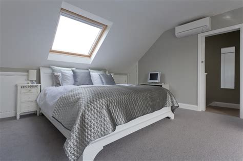 Ideas For A Dormer Bedroom by Hip To Gable Dormer Creating A Large New Bedroom And