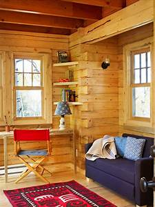 18, Great, Cabin, Home, Office, Design, Ideas, In, Rustic, Style