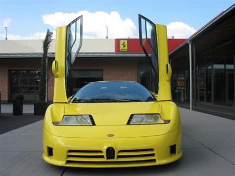 Voir plus d'idées sur le thème michael schumacher, formule 1. Michael Schumacher's Bugatti EB 110 Super Sport on James - (Сars)