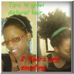 How to Grow Natural Black Hair Fast