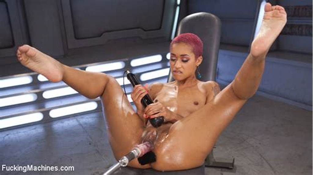 #Skin #Diamond #Gets #Fucked #Hard #In #Her #Ass #Then #Put #In