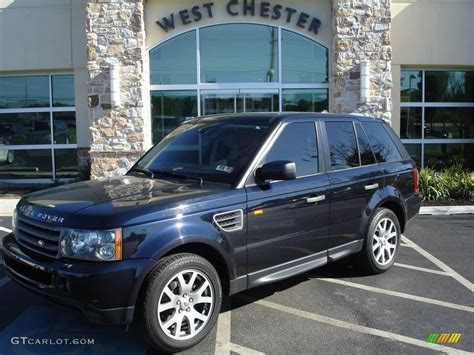 blue land rover 2007 buckingham blue metallic land rover range rover sport