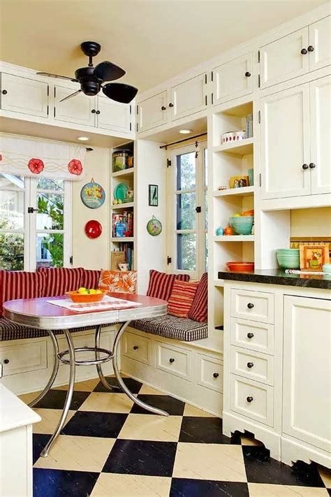 vintage country kitchen decor best 20 50s style kitchens ideas on 50s diner 6791