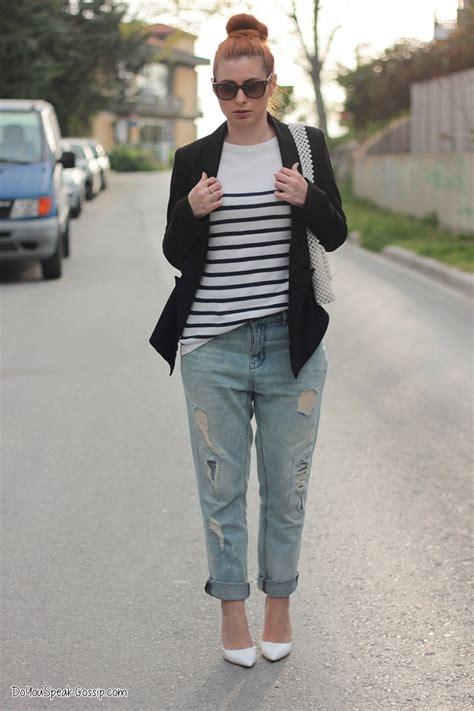Boyfriend jeans | Do You Speak Gossip?