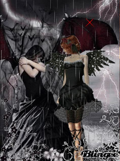 dark gothic angels picture  blingeecom
