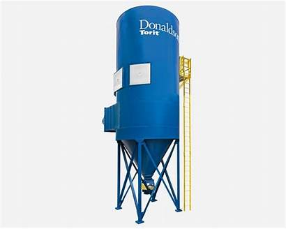 Baghouse Donaldson Dust Collector Rugged Pleat Introduces