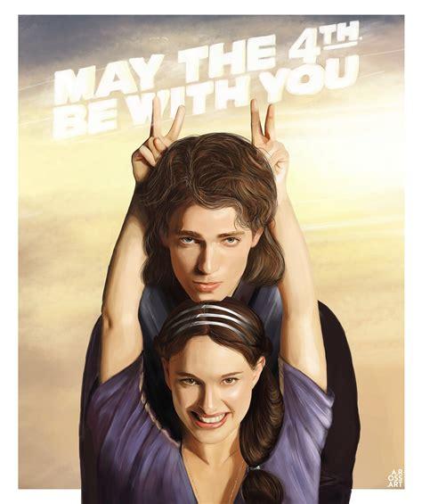 May the 4th be with you   Star wars anakin, Amidala star ...