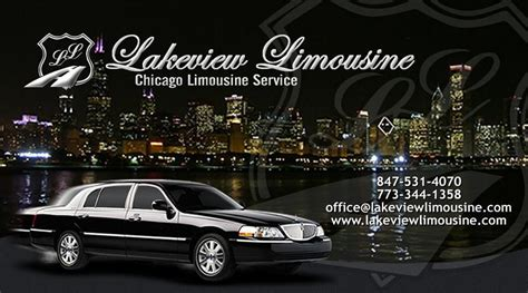 Limousine Service Chicago by Lakeview Limousine Service Chicago Airport Limo O Hare
