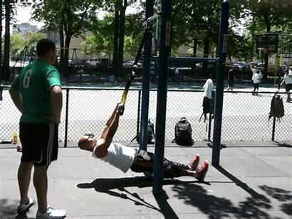 Outdoors Gym Exercise Park Averse Even Improvisedlife
