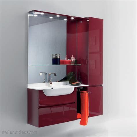 meuble cuisine dans salle de bain davaus couleur peinture bordeaux avec des idées
