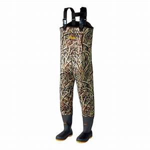 Cabela 39 S 5mm Neostretch Neoprene Chest Waders W Lug Sole