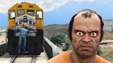 Gta Fails Gta 5 Fails Random Moments 36 Grand Theft Auto V