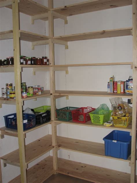 depot cuisine aménagement du cellier notre maison ossature bois en