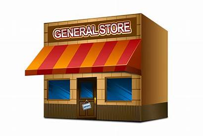Clipart Grocery Country General Clip Building Sari