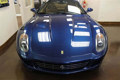 Interior romans are delighted to offer this beautiful 2015/65 ferrari 458 speciale for sale presented in 'tour de france blue' with blu scuro alcantara interior. Used 2007 Ferrari 599 Tour de France Blue Coupe F1 Manual ...