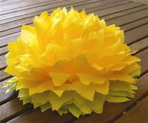 Fleur En Papier Serviette : fleur les mains de sabine ~ Melissatoandfro.com Idées de Décoration