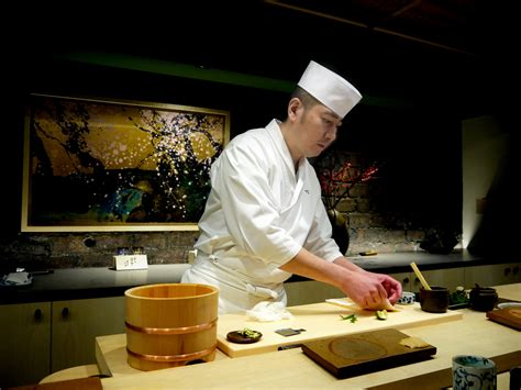 cuisine japonais sushi ginza onodera the sushi experience in