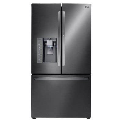 Black Or Stainless Steel Appliances. French Door Inch