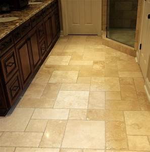 Modern bathroom floor tile decobizzcom for The ingenious ideas for bathroom flooring