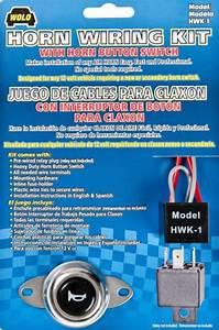 Wolo Air Horn Wiring Kit