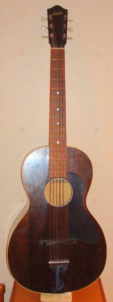 Vintage Guitars, SWEDEN - 1931 Levin Model 212 C.