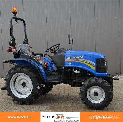 gebrauchte traktoren kaufen solis 26 rx kleintraktor traktor mitsubishi gebrauchte traktoren gebraucht kaufen und verkaufen