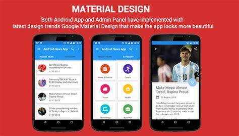 news apps for android android news app by solodroid codecanyon