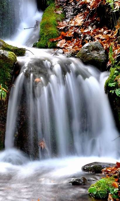 Waterfalls Phone Mobile Mobilesmspk 2379 Nature Phones