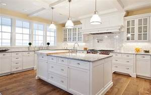 pure white hybrid inset cabinetry traditional kitchen With kitchen cabinets lowes with menu candle holder