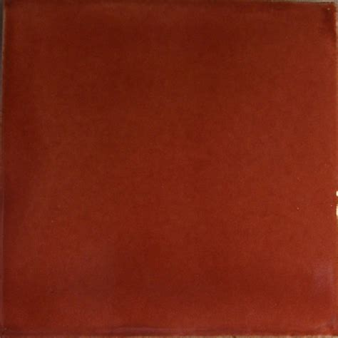 what color is terracotta 90 handpainted mexican clay tile 4 quot washed terracotta