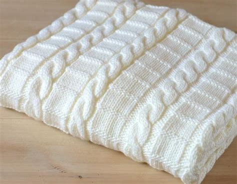 Knitting Pattern Afghan Baby Blanket 3 Sizes Easy Beginner Baby Blank Cable Pattern Pdf Digital Pigs In A Blanket With Cheese And Puff Pastry Tahari Faux Fur King Aden Anais Swaddle Blankets Malaysia Paris Prince Jackson Homemade Baby Poem How To Make Tied Fleece Pregnant Fell Asleep Electric Sleep Sack Vs