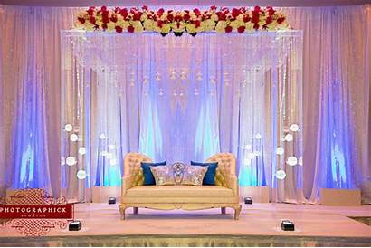 Stage Decoration Indian Decorations Reception Decor Simple