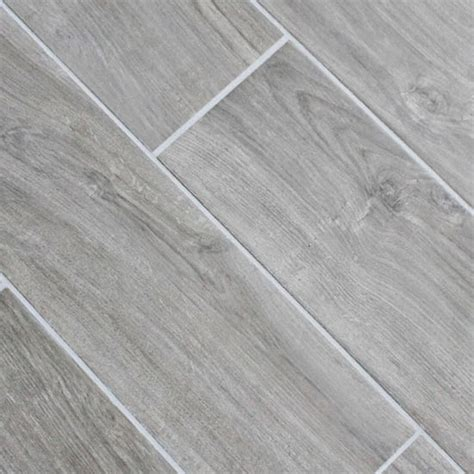 gray plank tile wood look porcelain tile gray roselawnlutheran
