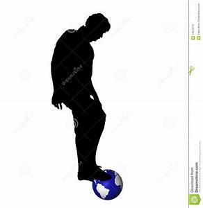 Standing Football Player | Clipart Panda - Free Clipart Images