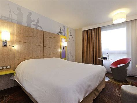 chambre hotel ibis hôtel ibis styles 3 étoiles à honfleur dans le calvados