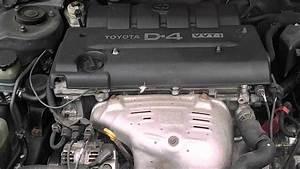 Toyota Avensis 2 0 Petrol Vvti Engine Code 1az-fse
