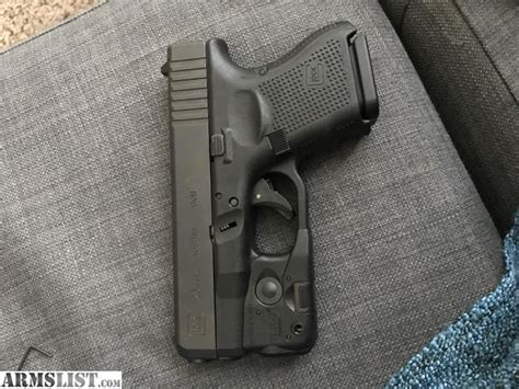 glock 26 laser light armslist for sale glock 26 gen 4 tlr6 light laser mag