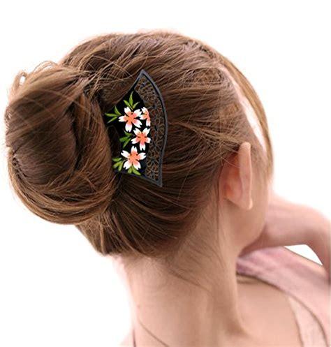 hair style picks yoy fashion hair decor japanese traditional style hair 7655
