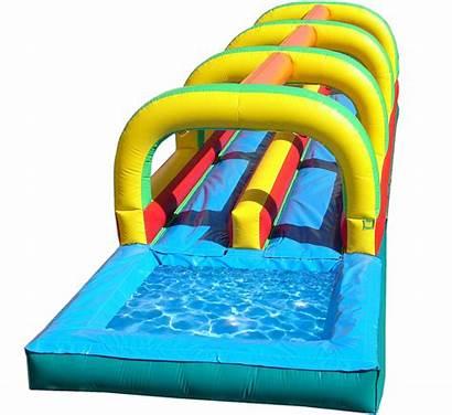 Slide Slip Bounce Pool Austin Adult Dual