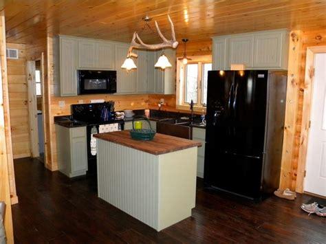rustic cabin kitchen renovation rustic kitchen st