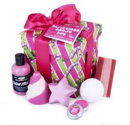 lush holiday gift guide polished blog
