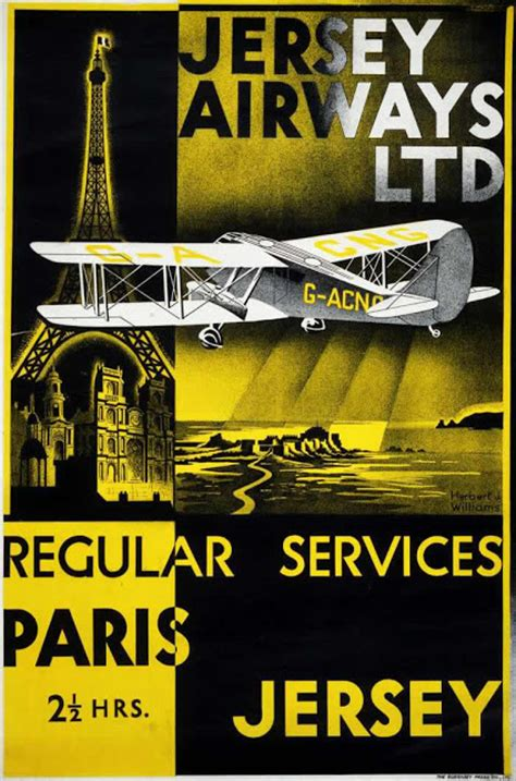 vintage everyday vintage british aviation posters
