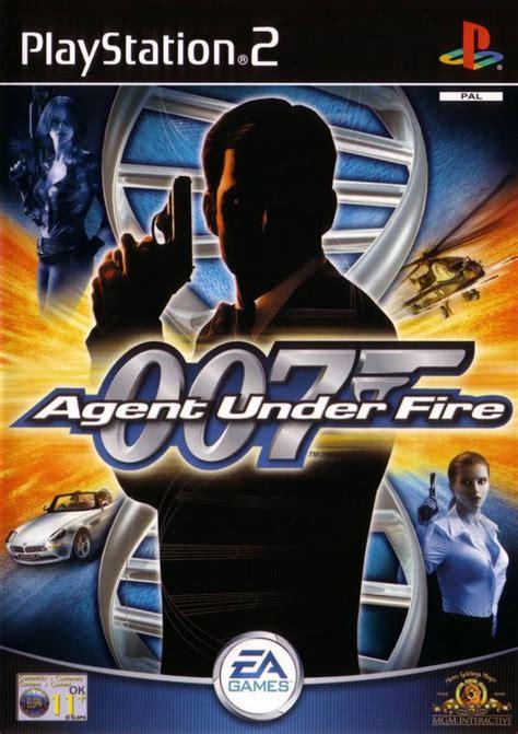 james bond  agent  fire strategywiki  video