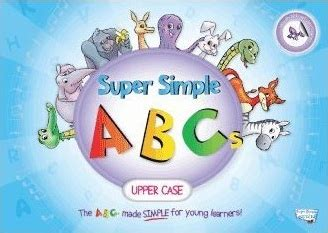 Audio & Dvd  Super Simple Learning  Super Simple Abcs Studentbook Uppercase By Super Simple