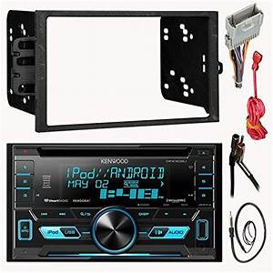 Kenwood Dpx302u Double 2 Din Cd Mp3 Car Stereo Receiver