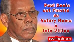 L'ancien Ministre de la Justice et Chef de Parti Paul ...